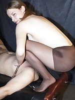 Mistress Sarah strap-on face sit